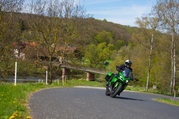 Motorradtour Rhön - Morlesau ©motorradstrassen