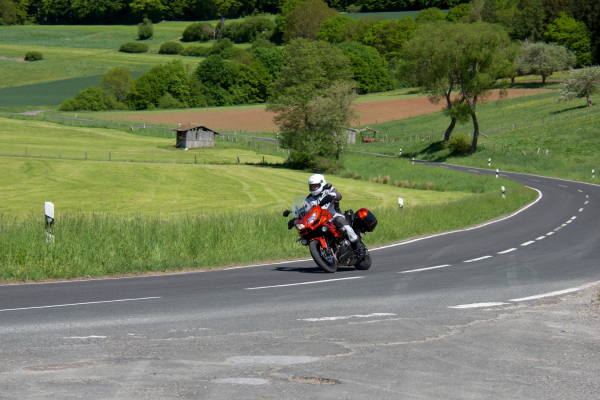 Motorradtour Rhön und Spessart ©motorradstrassen