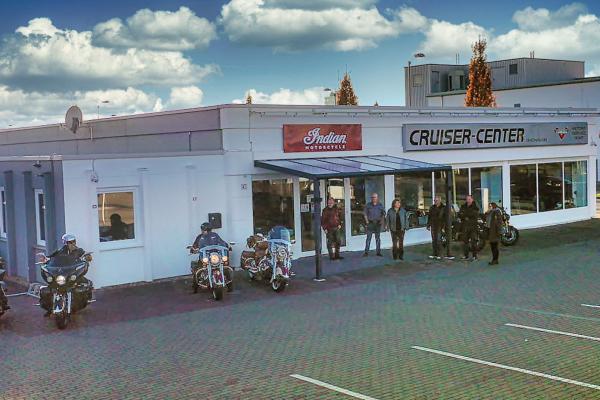 MOTORRADSTRASSEN Videomagazin- Cruiser Center, Hanau ©motorradstrassen