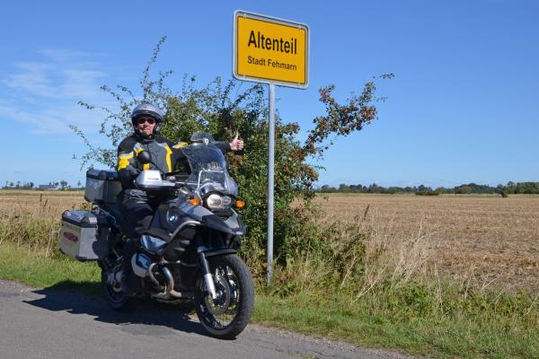 MOTORRADSTRASSEN- Motorradtouren Ostsee- Fehmarn © Frank Sachau