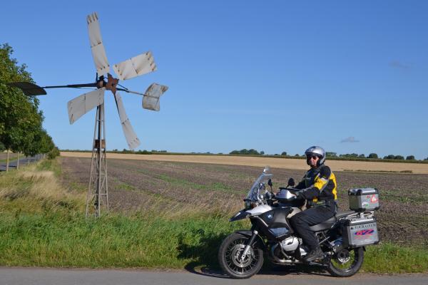 MOTORRADSTRASSEN - Motorradtouren Ostsee - Fehmarn © Frank Sachau