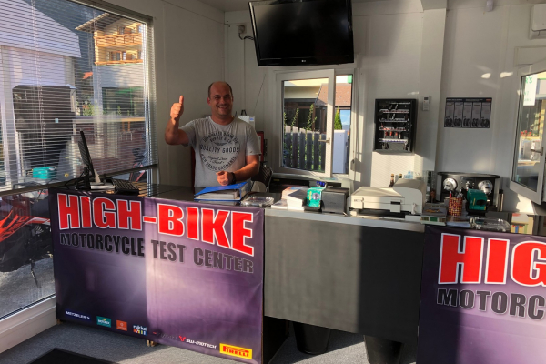 Motorradtouren Tirol 2021- Highbike Motorcycle Testcenter ©motorradstrassen
