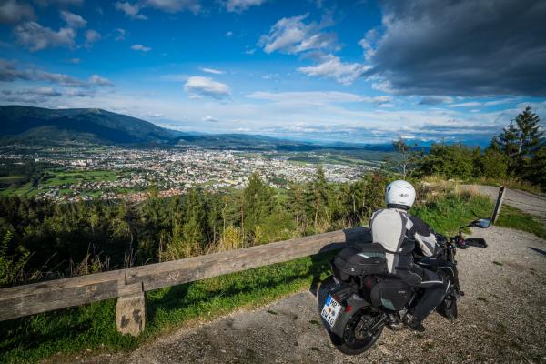 Motorradland Kärnten-Villacher Alpenstraße ©motorradstrassen