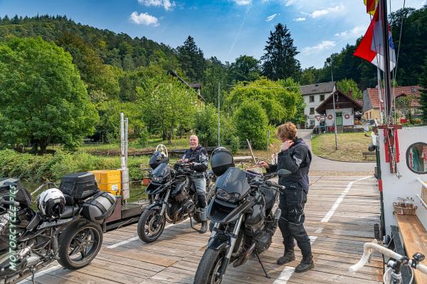 Motorradfahren im Odenwald ©Peter Wahl