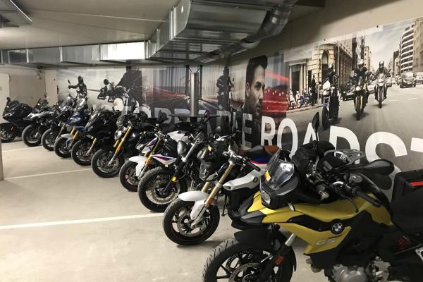 BMW Motorrad Testride Hotel - Grizzly Sport & Motorrad Resort im Salzburger Land