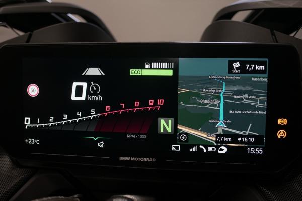 Touren Modelle 2021-BMW R1250RT©Ulf Böhringer/Hersteller