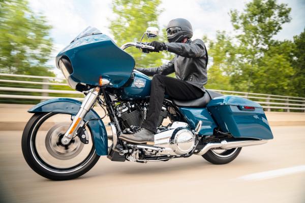 Touren Modelle 2021-H-D Road-Glide-Special-Riding©Ulf Böhringer/Hersteller
