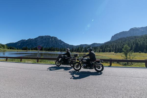 Motorradland Kärnten - Nassfeld© Peter Wahl