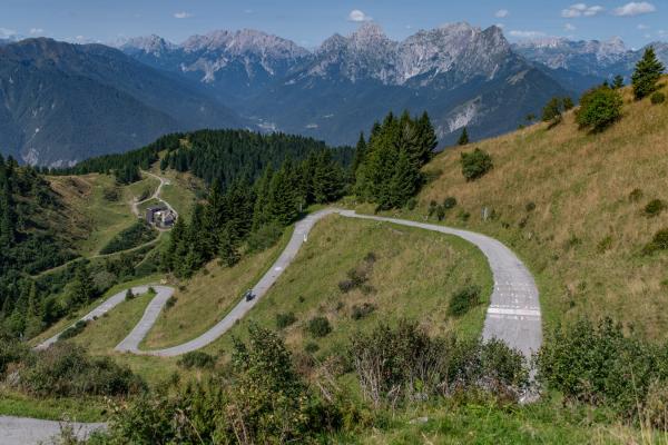 Motorradland Kärnten - Sella Monte Zoncolan ©Peter Wahl