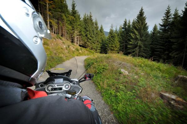 Motorradland Kärnten - Panoramica del Vette ©Heinz E. Studt