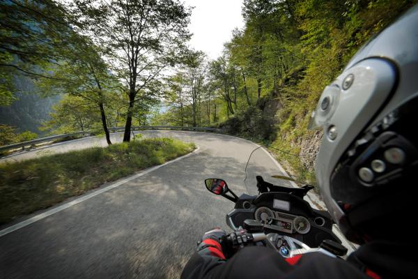 Motorradland Kärnten - Passo di Monte Rest  ©Heinz E. Studt