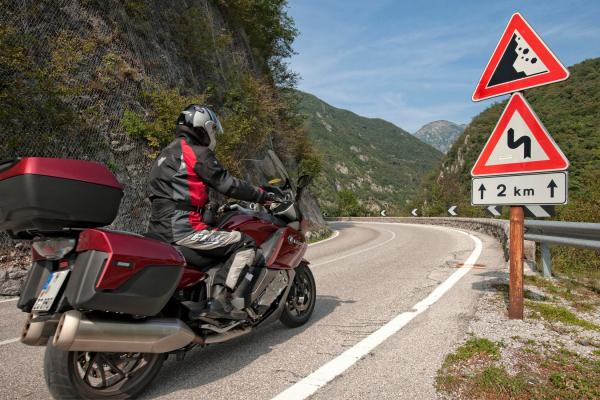 Motorradland Kärnten - Sella Chianzutan  ©Heinz E. Studt