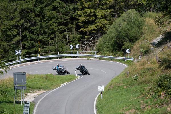 Motorradland Kärnten - Passo Predil ©Peter Wahl