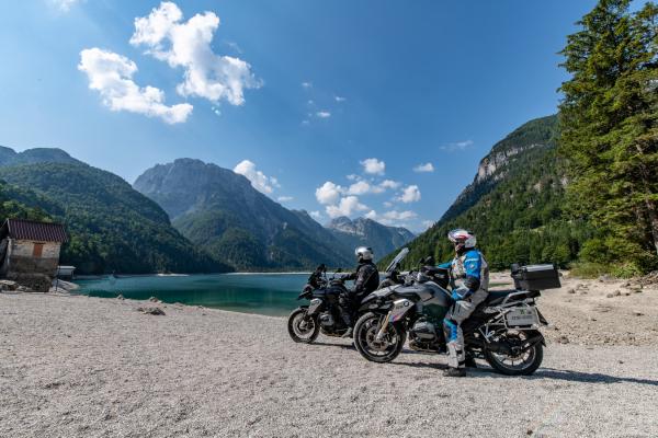 Motorradland Kärnten - Lago del Predil ©Peter Wahl
