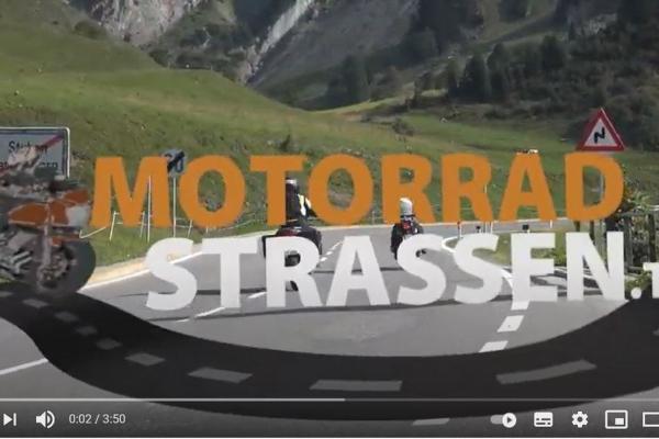 Das VIDEO zum Motorradspaß rund um Stuben