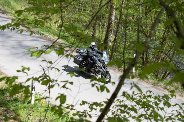 Motorradtour Spessart ©motorradstrassen