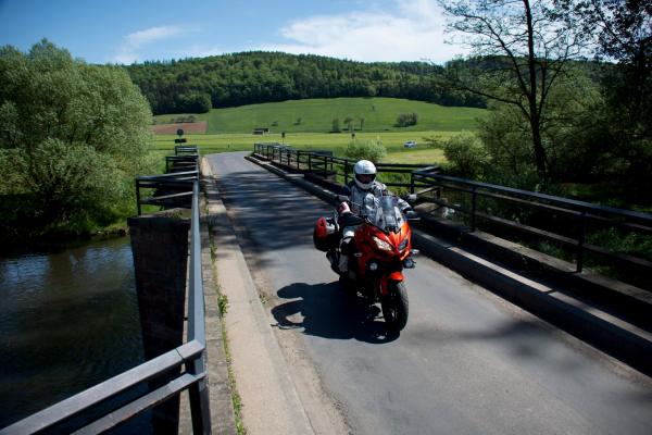 Motorradtour Vogelsberg©motorradstrassen