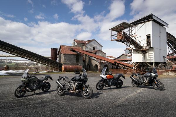 Harley Pan America 1250@Ulf Böhringer- MOTORRADSTRASSEN Ausgabe 3/2021