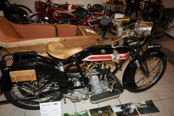 Motorradmuseum Montabaur ©motorradstrassen