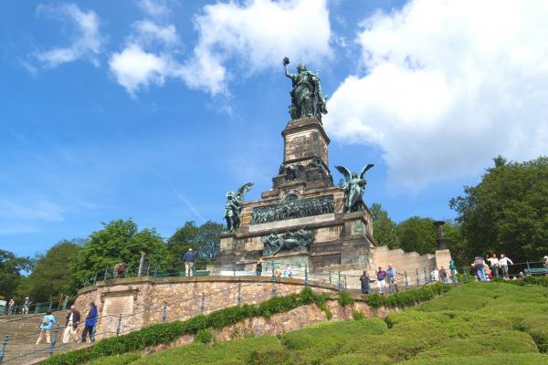 Niederwalddenkmal - Rüdesheim a.Rhein ©Karl-Heinz Walter