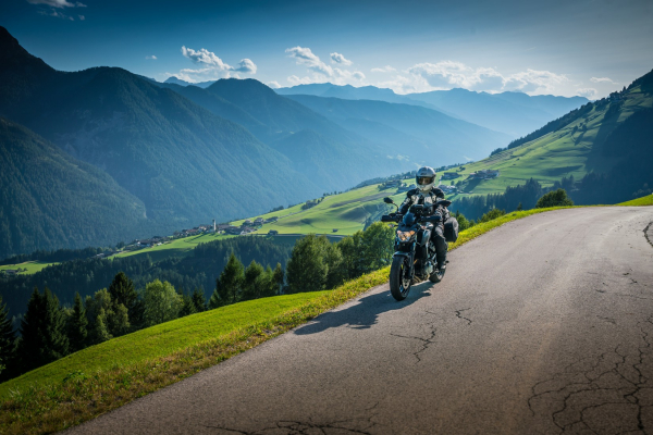 Motorradtouren in Osttirol © moppetfoto