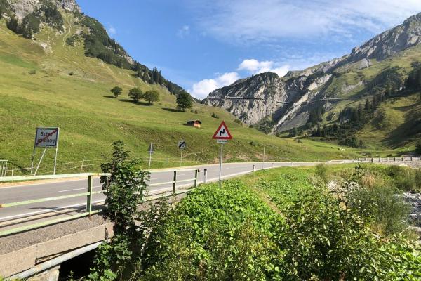 Stuben am Arlberg © Peter Wahl