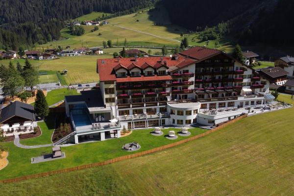 Hotel Weisseespitze - Tirol - Kaunertal © Weisseespitze