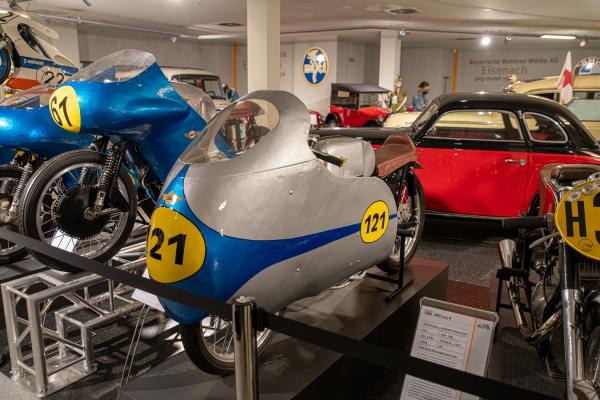 Fahrzeugmuseum Suhl © motorradstrassen