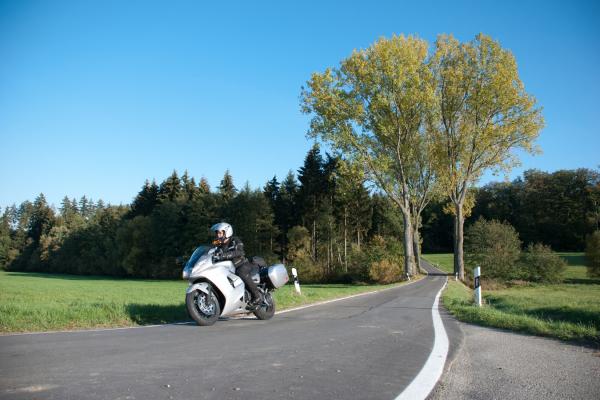 Motorradtouren im Hunsrück © motorradstrassen