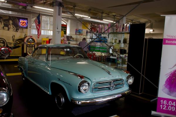 Auto- und Uhrenmuseum Schramberg © motoradstrassen