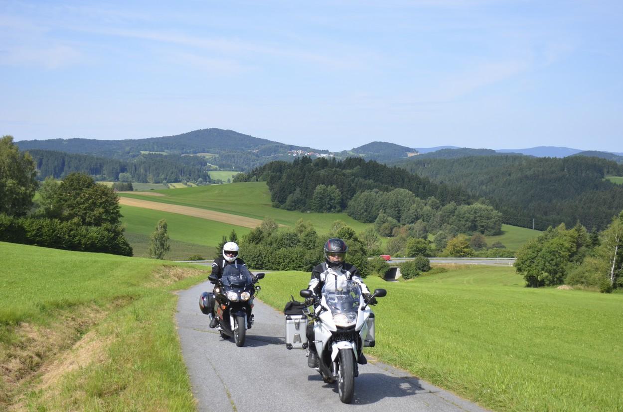 Dreiländereck Bayerischer Wald Karte.Bayerischer Wald Dreiländereck D Cz A